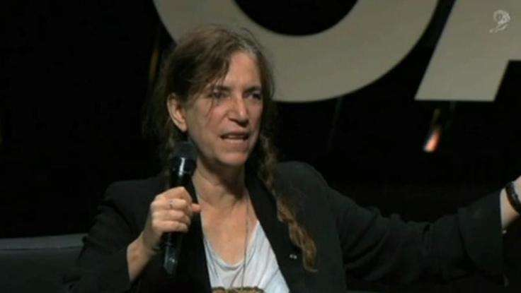 Honored: Bryn Mawr College Awards Patti Smith The Katharine Hepburn Medal